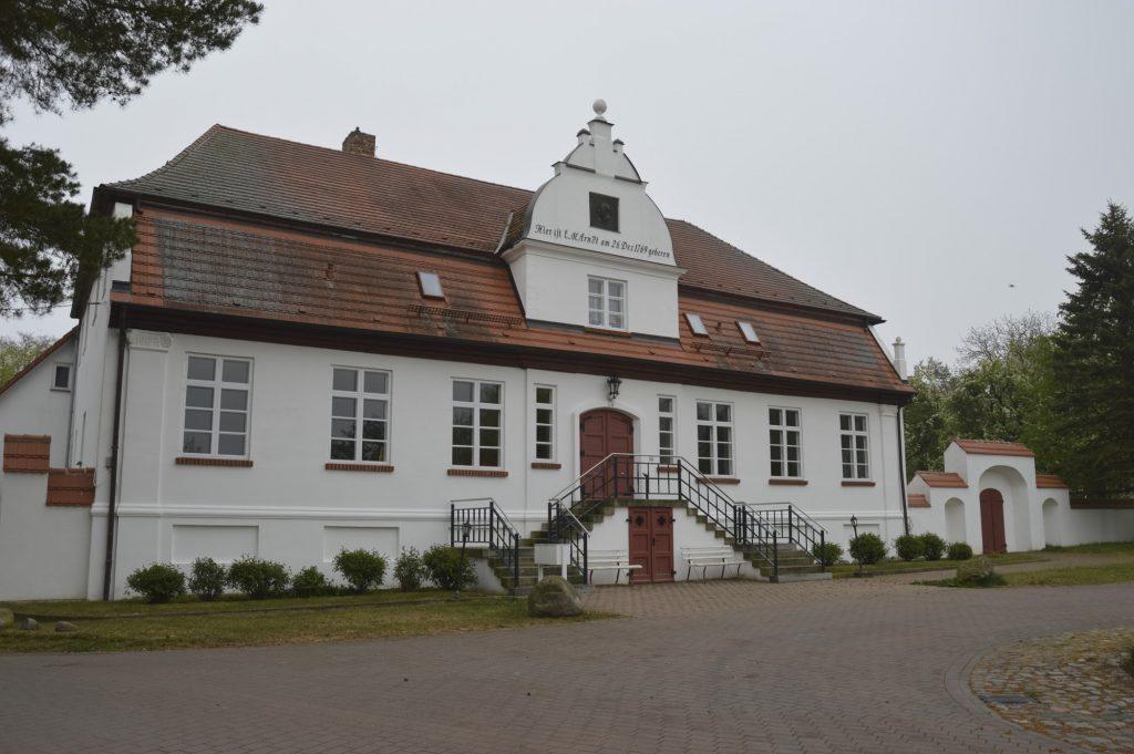Groß Schoritz, Rügener Märchenstraße