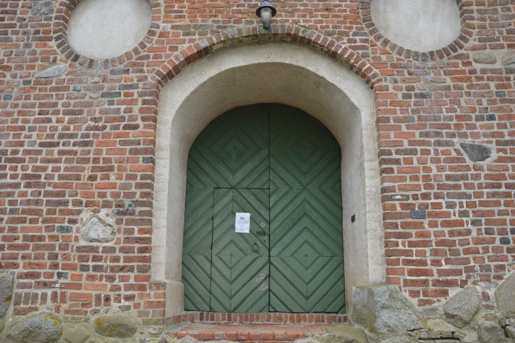 Poseritz Kirche, Rügener Märchenstraße