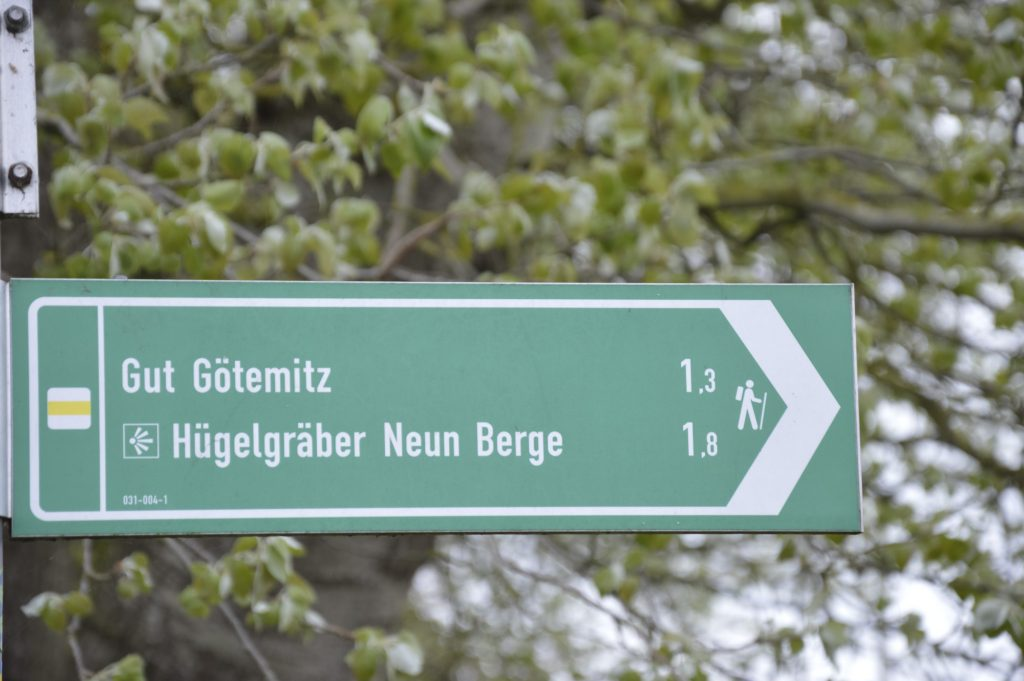 Götemitz, Rügener Märchenstraße