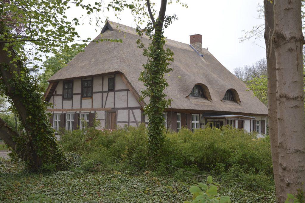 Rambin Pfarrhaus Rügen